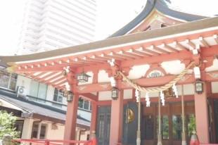 北越谷香取神社ベビーマッサージ教室のイメージ
